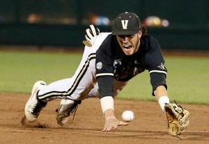 Dansby Swanson was the #1 overall pick in the 2015 MLB Draft