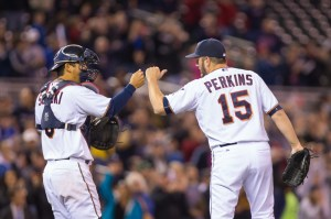 MLB: APR 28 Tigers at Twins