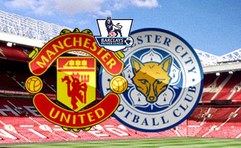 Manchester United vs Leicester City 2016
