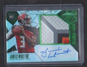 2015-panini-certified-jameis-winston-mirror-green-jumbo-patch-auto-rc-4-5-5clr-4100f09b3dae3d655cde285c7671d79e