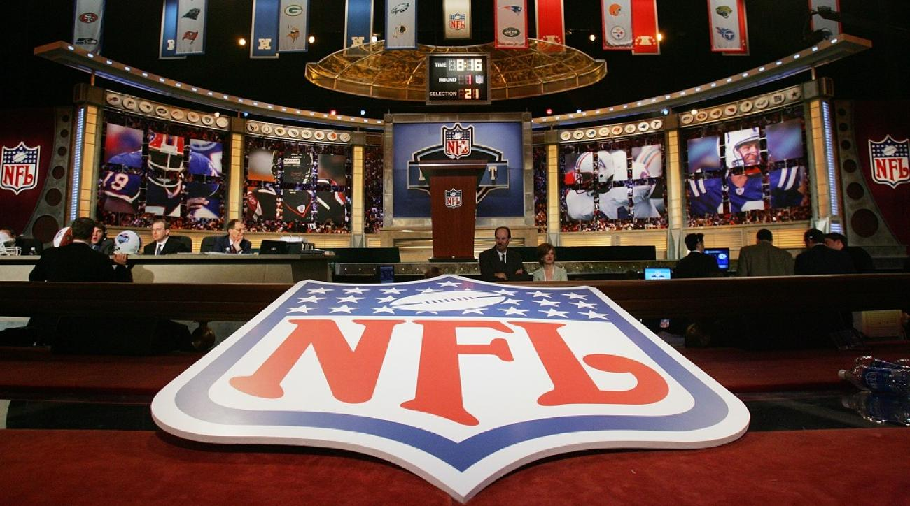 Nfl Mock Draft All Rounds