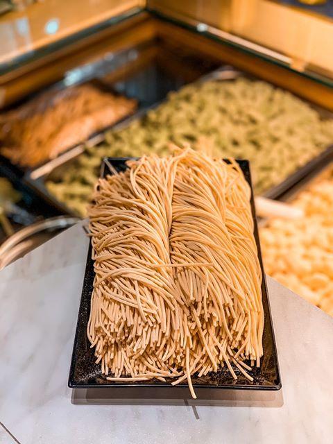 Spaghetti cle aux pates