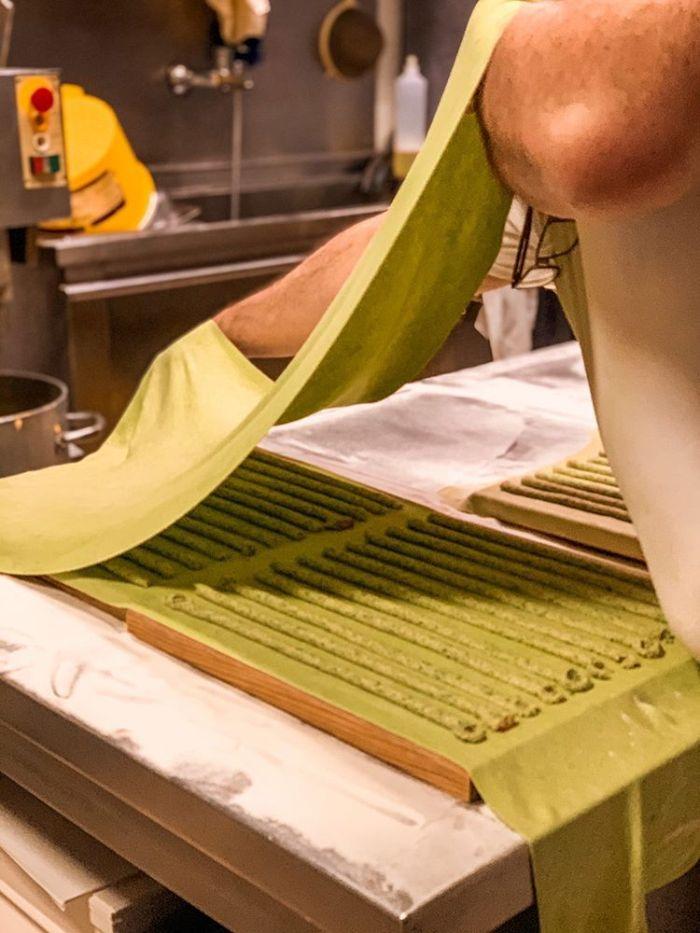 fabrication ravioli ricotta épinard