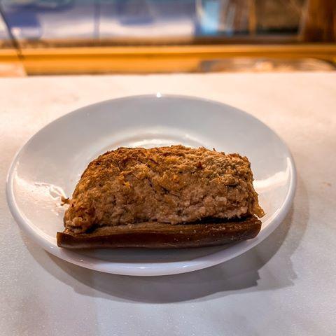 Aubergine Farci - clé aux pâtes, fait maison niçois depuis 1932