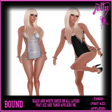 Jelly Bound BW Ad (Jan Lubblies)