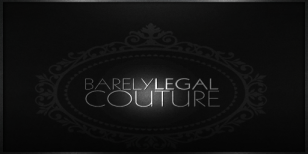 Barely Legal Couture Logo