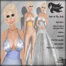 Tameless Clothing Package Bell Of The Ball