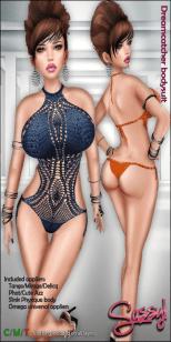 ~Sassy!~ Dreamcatcher bodysuit poster