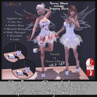 Fairy Goddess - [Twinkle] Beauty Pageant