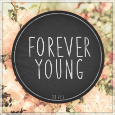 FOREVER YOUNG NEW LOGO 2014