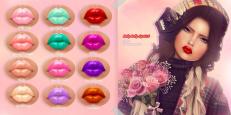 pink acid dolly dolly lipstick new promo photo AD