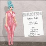 [ Infliction ] Talon Suit (Going Bust)
