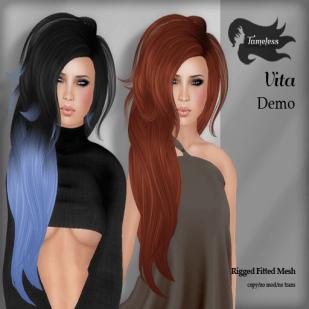 Tameless Affiliate Vita - Demo