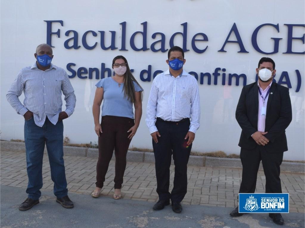 'ADOTE UMA PRAÇA' A FACULDADE AGES VAI ADOTAR