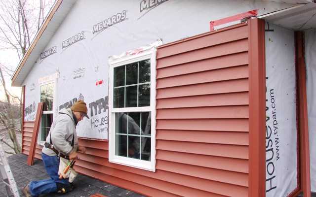 Vinyl Siding Installation Springfield IL 5 | Cleeton Construction Inc