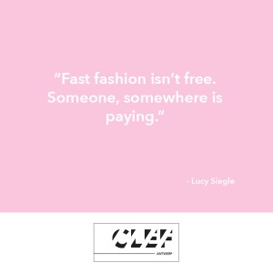 duurzame quote fast fashion