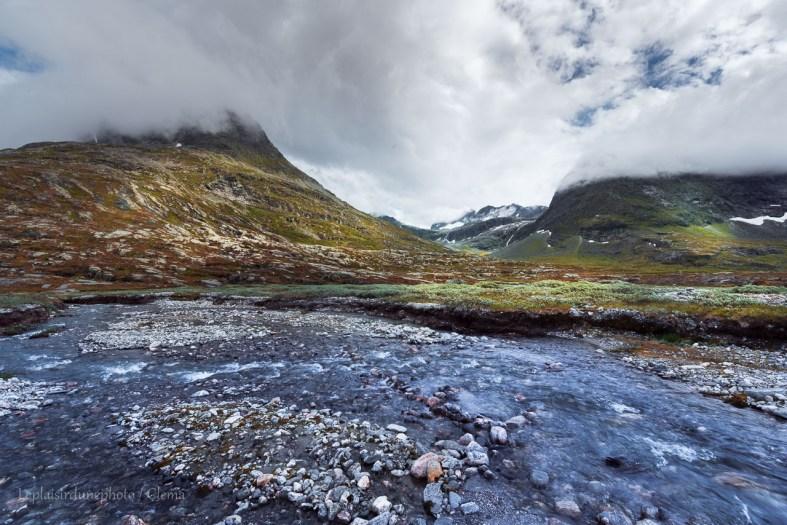 Route des Trolls Van Norvège