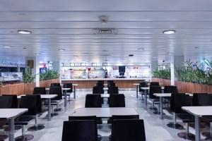 Lofoten Norvège Van ferry Bodo