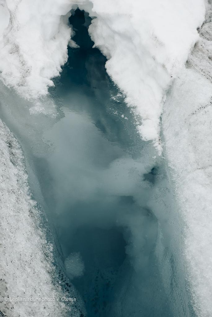 Austdalsbreen Norvège VAN glacier