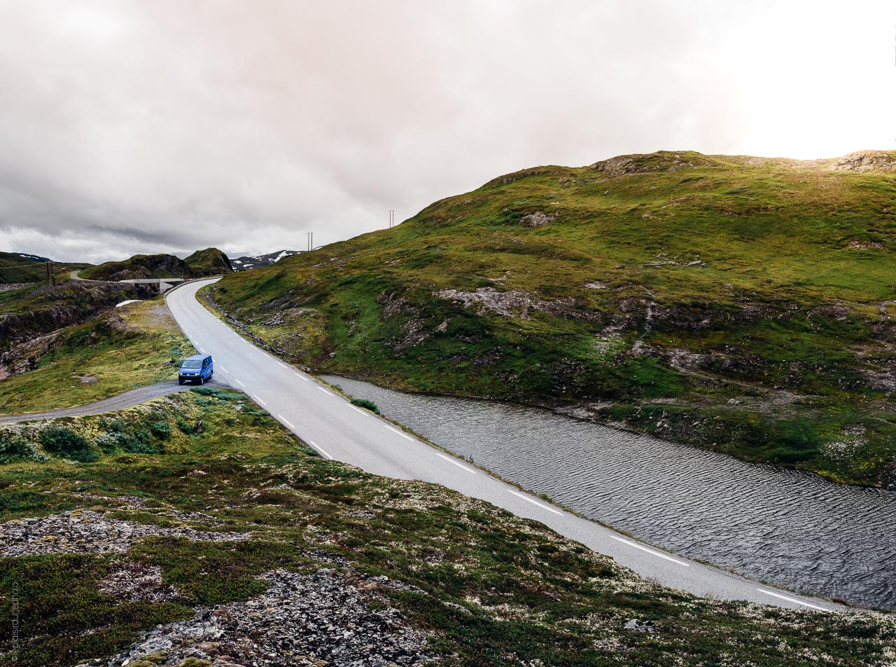 Norvège Van Trolltunga randonnée