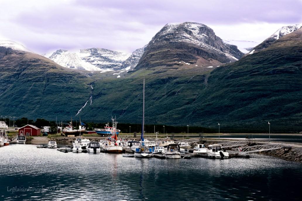 Laponie Norvège VAN