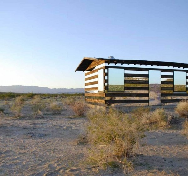 lucid stead maison transparante