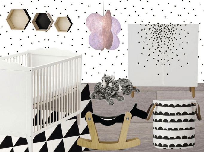 Inspiration Chambre Bébé Fille Blog Déco Clem Around The