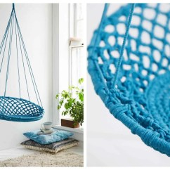 Hanging Chair Urban Outfitters Electric Lounge 10 Fauteuils Suspendus Blog Déco Design Clem Around