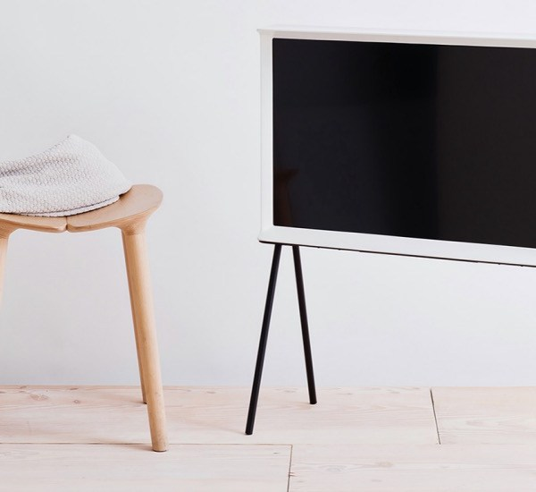 samsung television serif tv innovation deisgn.