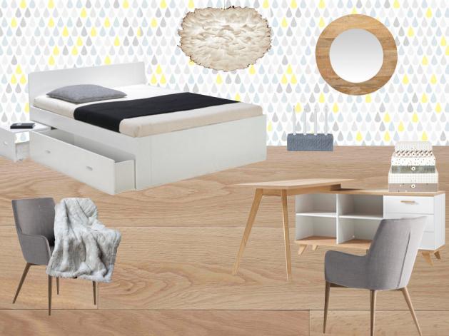 Best Chambre Scandinave Ado Images House Design
