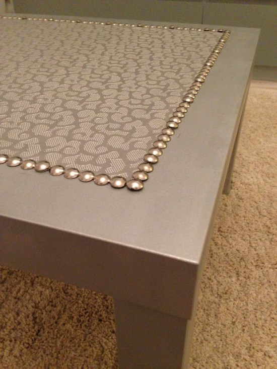 Customiser Une Table Basse Ikea Blog Deco Clem Around