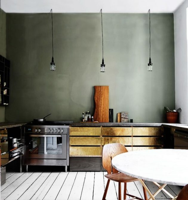 Tendance deco le gris vert  Blog Deco  Clem Around The Corner