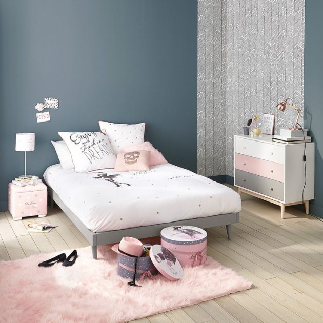 Idee Chambre Fille 10 Ans
