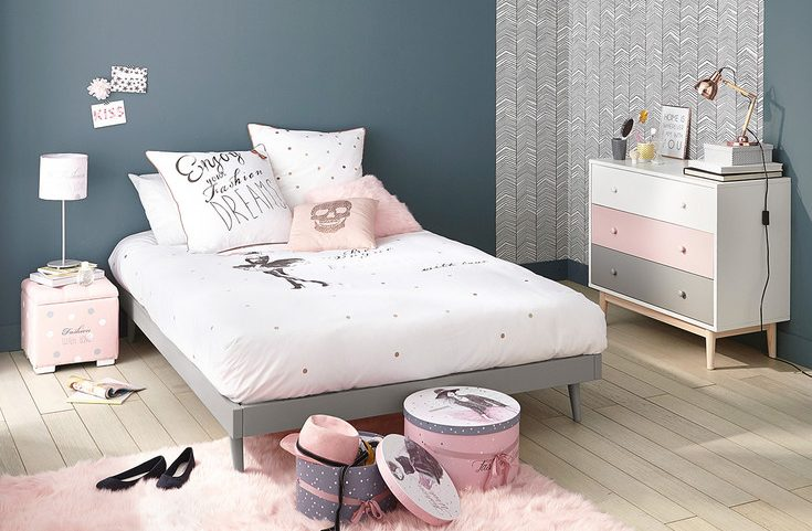 Ide Dco Chambre Fille Blog Deco Clem Around The Corner