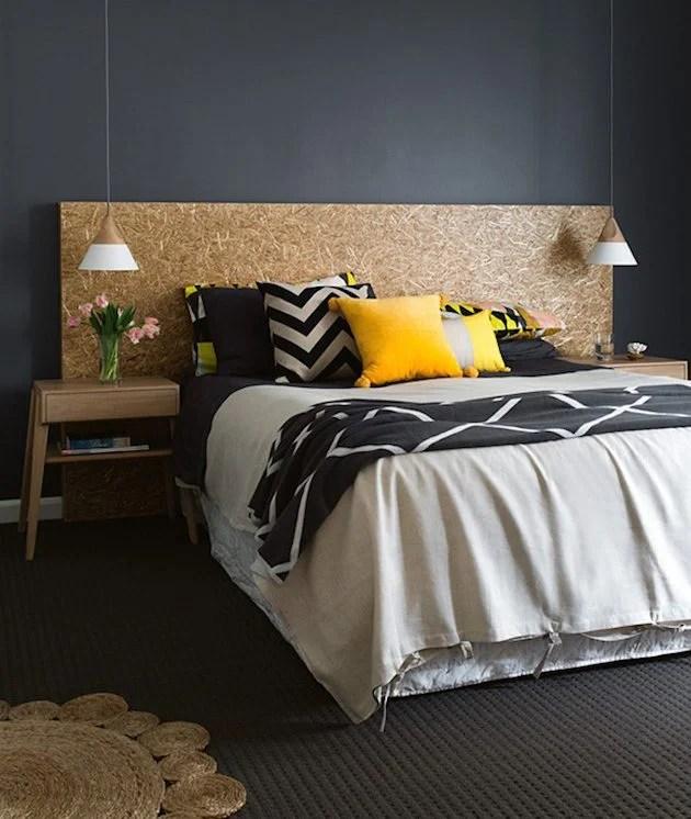 Chambre jaune et gris : idées et inspiration déco - Clem ...