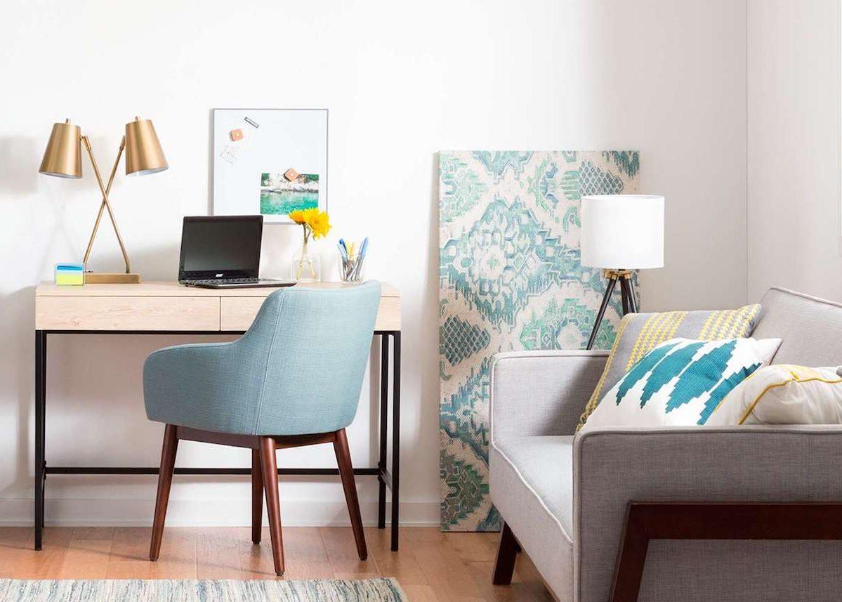 10 conseils pour aménager un bureau chez soi - Clem Around The Corner