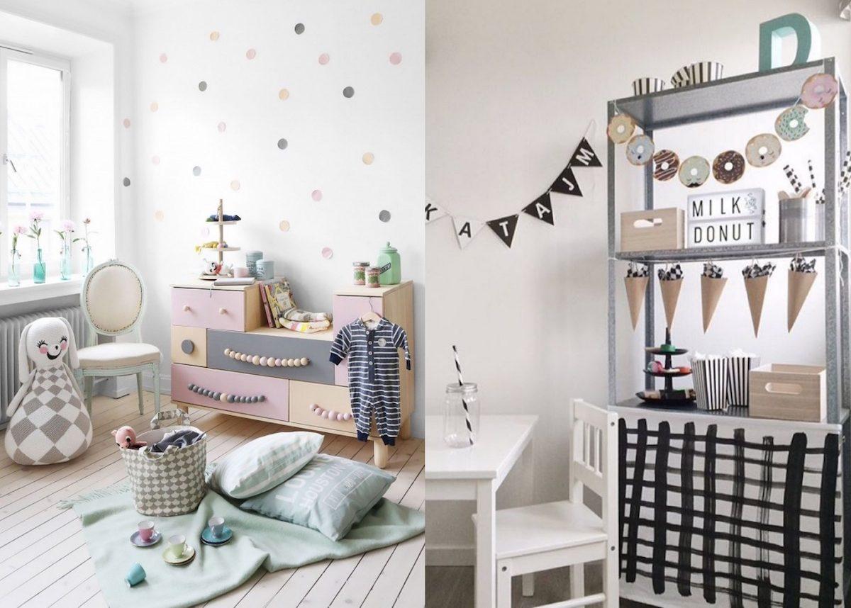 Un Meuble Ikea20 Pour D'enfant Chambre Bonnes Idées Customiser La N8ZwPn0kOX