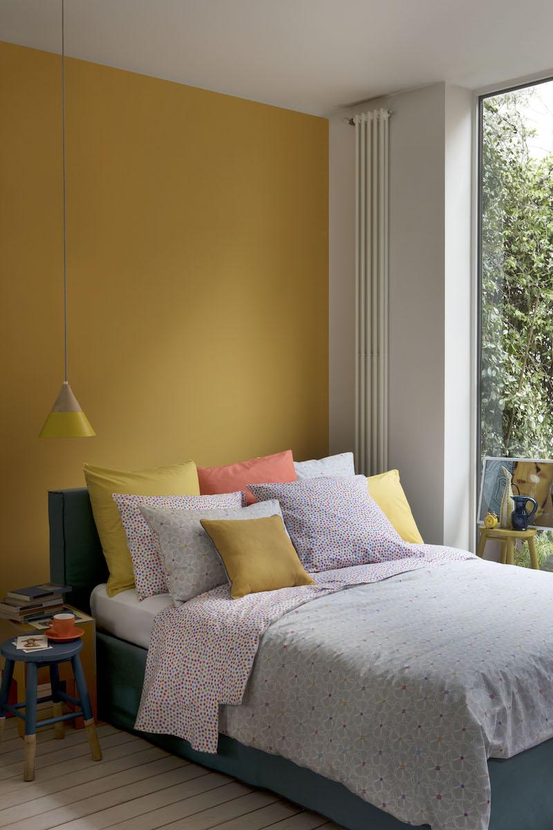 Chambre Jaune Et Noir - Décoration de maison idées de design d ...