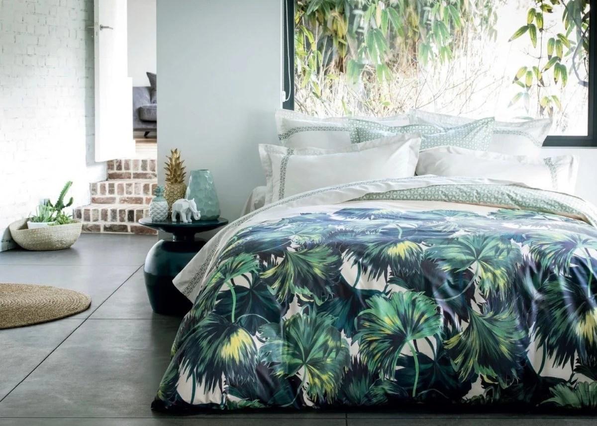 Chambre tropicale : l\'exotisme à la maison - Clem Around The Corner