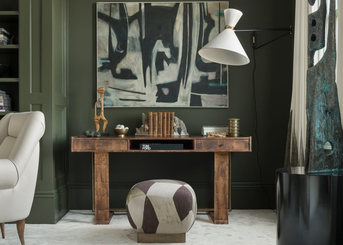 Vert kaki : ma sélection design - Blog Déco - ClemAroundTheCorner