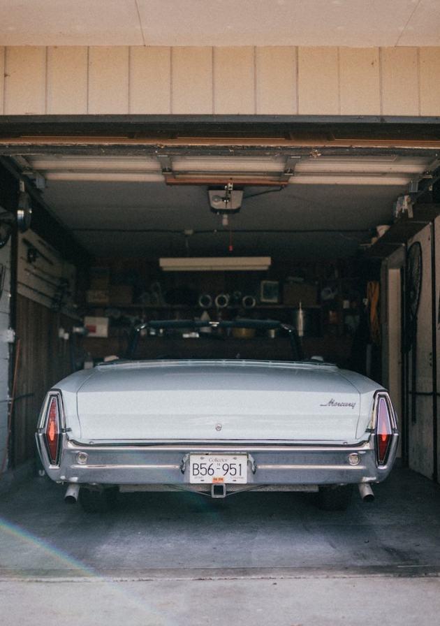 Aménagement garage en chambre - Clem Around The Corner