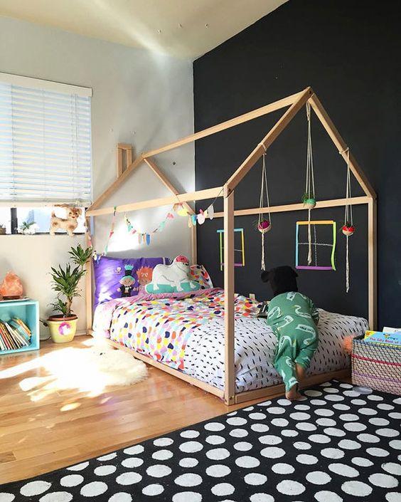 Lit Cabane Les 25 Plus Belles Chambres D Enfant Blog Deco