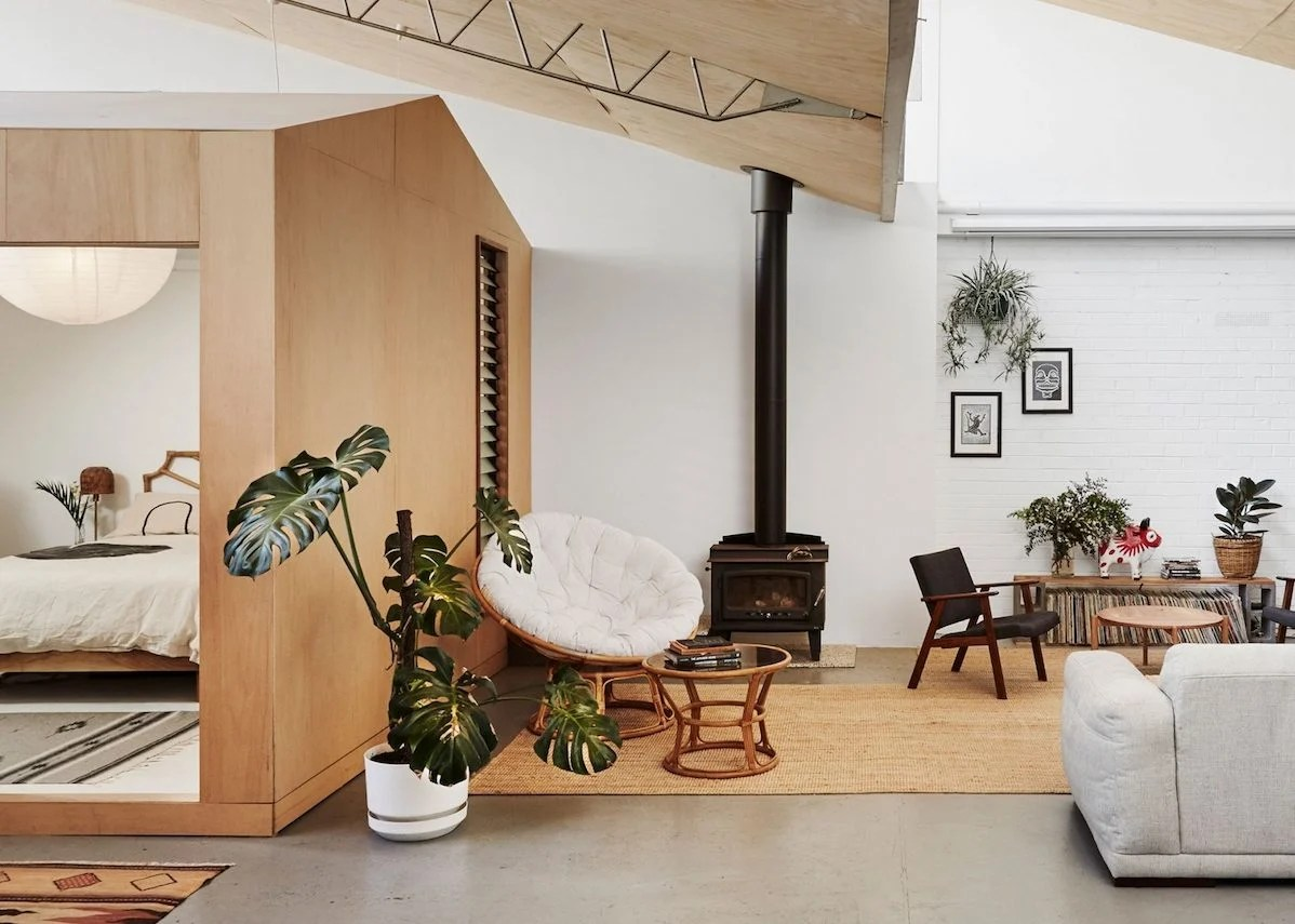 Maison dans un loft : visite design - Blog Déco - Clem Around The Corner