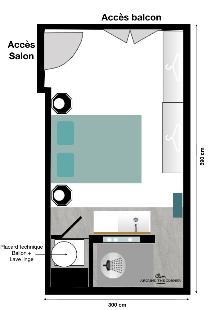 Amenagement Suite Parentale 15m2 Gamboahinestrosa
