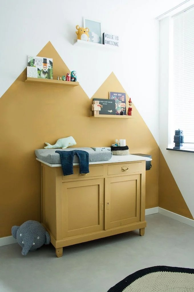 Déco couleur jaune moutarde - Blog Déco - Clem Around The Corner