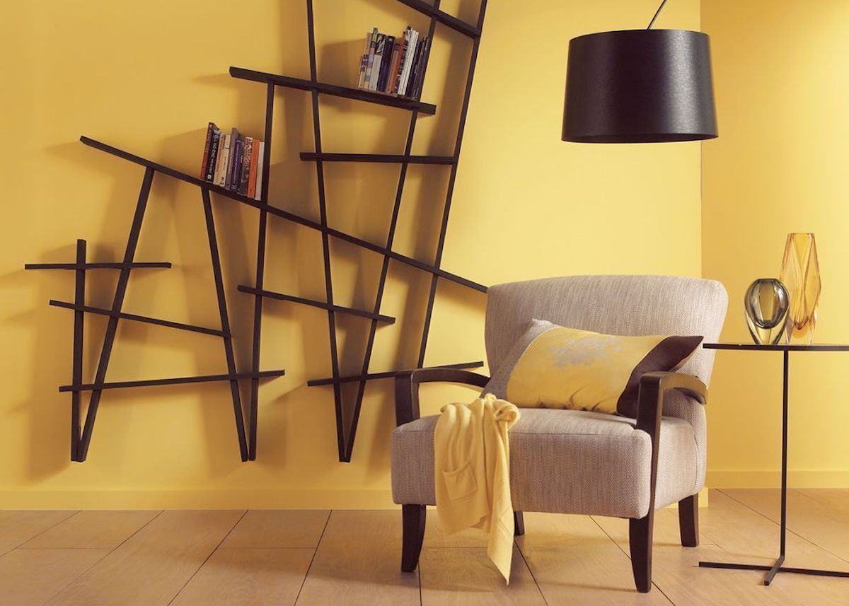 Déco couleur jaune moutarde - Blog Déco - Clem Around The ...