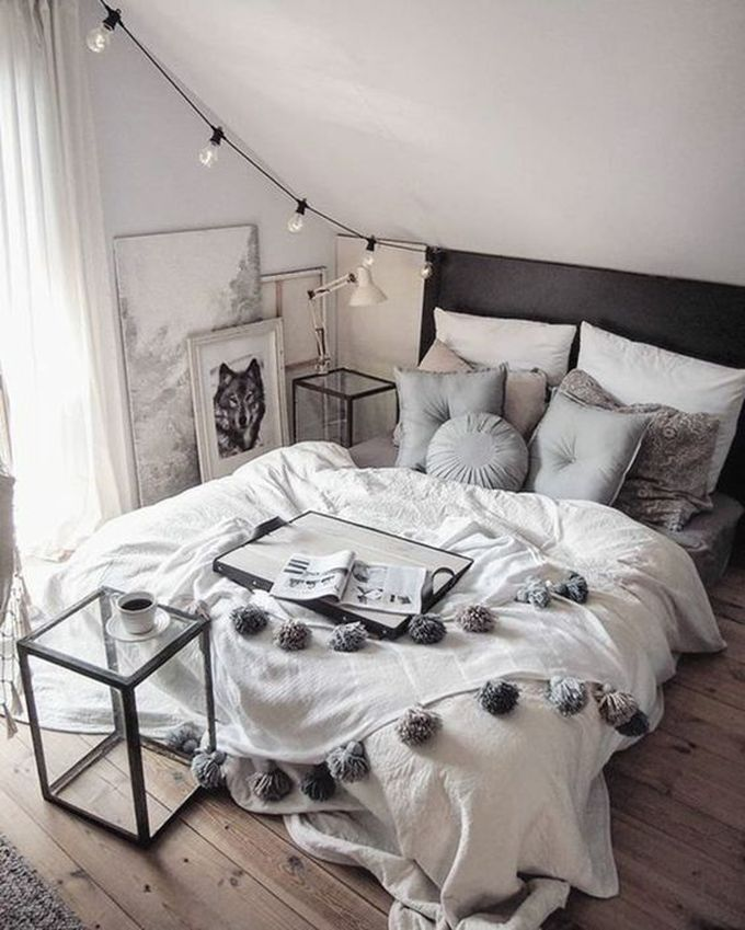 Chambre Cocooning Ado Fille | Deco Chambre Ado Fille Cocooning