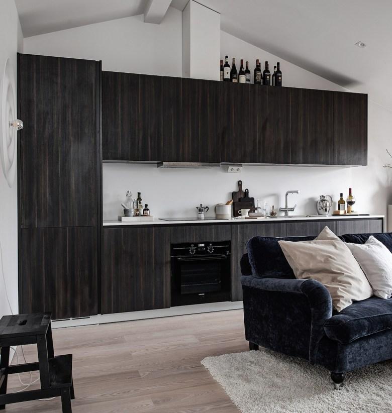 un studio de 35m2 pour vivre confortablement