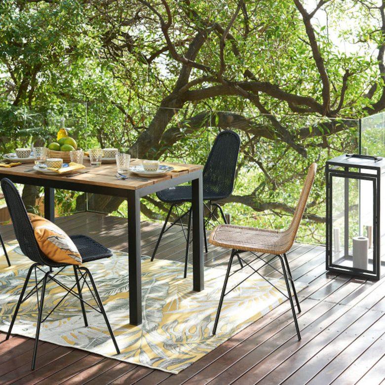 Avis Mobilier outdoor Maisons du Monde - Clem Around The Corner