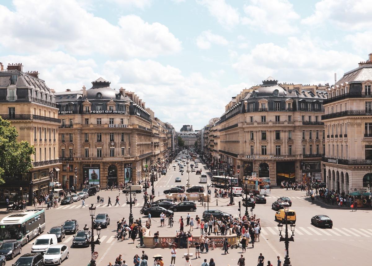 paris histoire architecture haussmannien opéra avenue immeuble blog clem around the corner